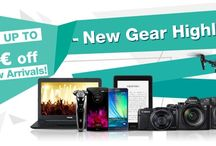 March Marvellous New Gear Sale / Fabulous Feb has gone! But March Still Marvellous!  We have Preciously selected various NEW GEARs with Marvellous Price Cut up to 70€ OFF! Buy Yourself a NEW GEAR for this Marvellous Month!