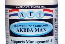 Boswellia Supplements