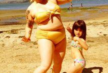 Posi Bods / Body positivity / by Maria Rauscher