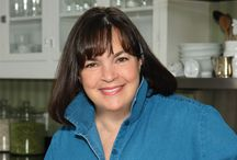 Ina Garten/Barefoot Contessa / Elegant, easy, delicious food and easy entertaining ideas are shown to you by the beautiful Ina Garten. / by Peggy Silver