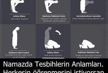 PEYGAMBER EFENDİMİZ'in SÜNNETLERİ
