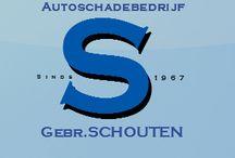 Autoschade / Een Deuk is niet leuk maar bij Autoschade Bedrijf Gebr.Schouten uit Haarlem bent u aan het juiste Adres voor elke Kras of Deuk .....Wij zijn een Focwa Reparatie Bedrijf.