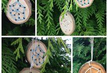 kis faragványok fából