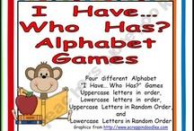 Preschool Games / by Angela George