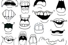 Drawing - Mouths