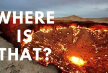 Naturaleza increíble: lugares escondidos del planeta Tierra.