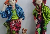 figuras en ceramica