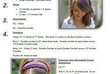 Crocheting tips
