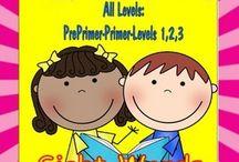 TpT- K-3 - Best for Language Arts