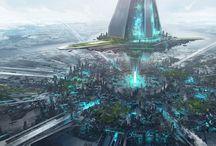 Fantastic Cities 3D