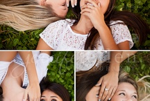 "Sister Photoshoot Ideas  / ""A sister is a bestfriend you will always keep closest to your heart."""