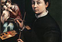 Dones pintores