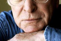 Michael Caine / Mooie kop en goed acteur