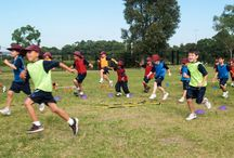 Athletics - FitFutures / Fit Futures runs a complete athletics package including, teaching and developing all skills for athletics, testing and group students for carnivals as well as completely organising your athletics carniva