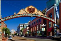 Gaslamp Quarter & San Diego Events / Gaslamp Quarter is San Diego's Downtown Dining, Shopping, Entertainment & Business District! There is always something exciting going on for locals and visitors alike to experience and enjoy! This board will provide pictures of ongoing events happening in San Diego. Please follow!