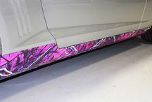 Custom Camaro Graphics / Racing Stripes, Camaro Graphics, Custom Camaro Wraps