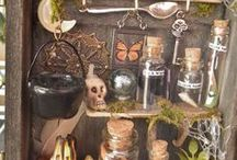 Witch supplies