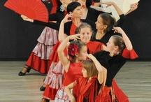 Dance, taniec,el  baile / my hobby, my job, my life