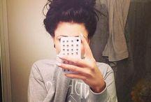Hair!! / by Stephani Delaney