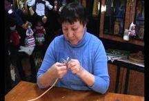 плетение из природных материалов