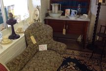 Antiques - Bowning Antique Centre. Plenty of quality stuff in a huge, clean, air-conditioned store.