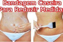 Bandagem caseira - tratamentos