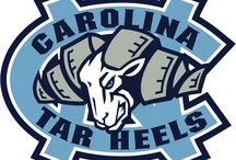 UNC / by Stacy Wells
