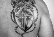 Religião tatoo