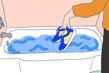 quitar mal olor a los zapatos