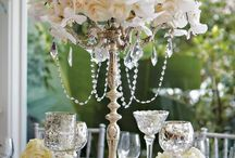 glitz and glamour wedding