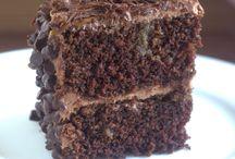 eggless choclate cake