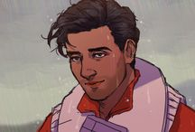 …  || muse : poe dameron / a pilot with a dream. ( Star Wars )