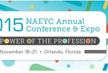 NAEYC's 2015 Annual Conference & Expo / NAEYC's Annual Conference and Expo is the largest and most important early childhood conference in the world. Join us November 18-21  in Orlando as we celebrate the Power of the Profession and the millions of educators, advocates, and researchers who serve our nation's youngest learners.