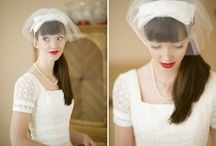 Retro Wedding Dresses