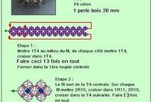 beaded bead
