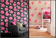 Wallpapers and wall decor