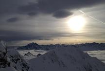 Ski landscapes