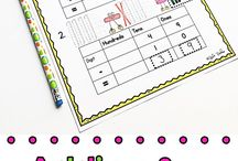 K-2 Resources / Ideas, activities, and resources for the Kindergarten, 1st grade, and 2nd grade classroom