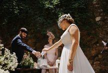 bodas al aire libre / Ceremonias civiles al aire libre