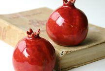 Ceramic Salt & Pepper