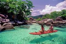 The Beauty of Thailand / Beautiful Thai landscapes, beaches and mountains