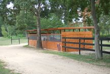 Horse Barns/Shelters / by Jo Schultz