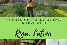 Travelling Riga & Latvia