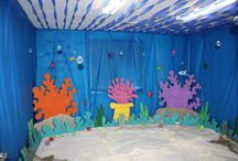 sea theme decoration preschool