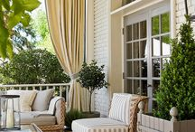 Interior Design - Porches / by Crystal Wilkerson
