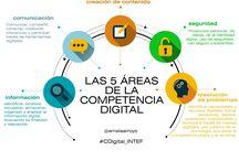 Areas Competencia Digital / Informacion, Comunicacion, Creacion Contenidos, Seguridad, Resolucion