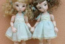 porcelian bjd / my porcelain bjd dolls