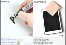 Classroom Teacher Tips / Classroom set up and cleaning hacks