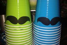 Mustache Party! / Baby Fantz-Hoang Shower