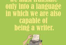 I'm a translator / by S-Alcaraz Benvenuty